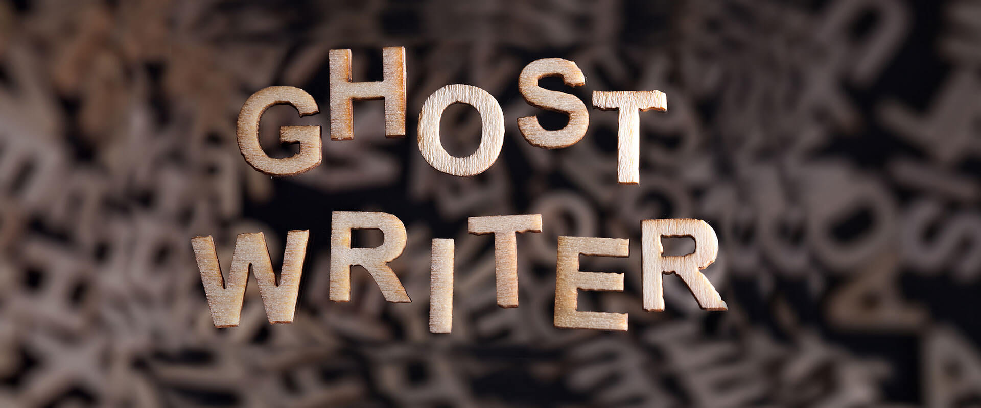 Ghost writing service legal definition