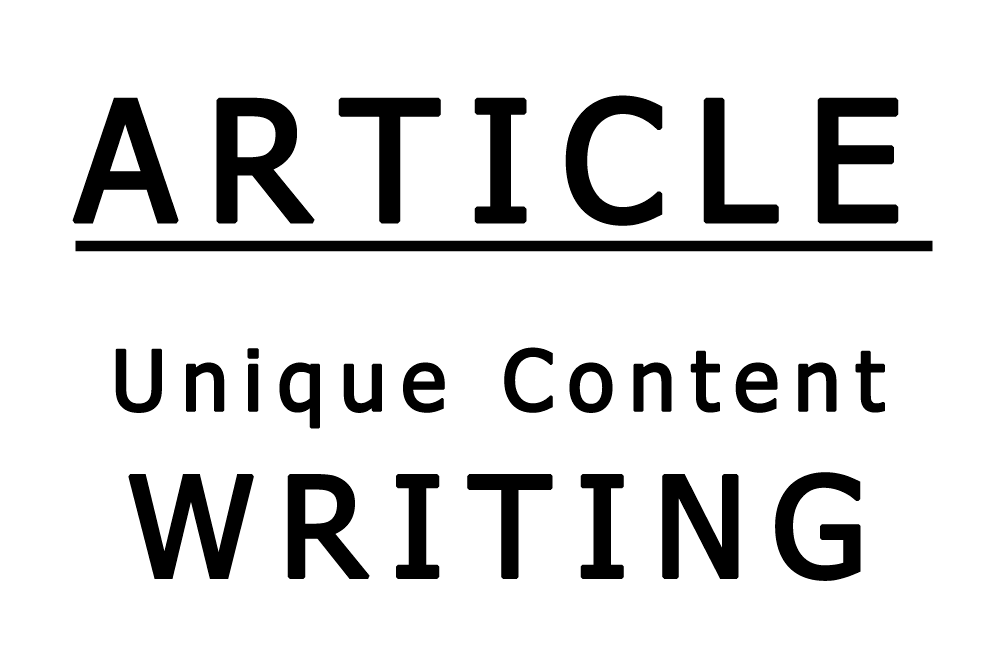 Article writing service niches